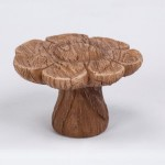 Wooden Flower Table